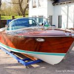 Restauration einer Riva Ariston