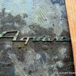 Aquarama Schriftzug