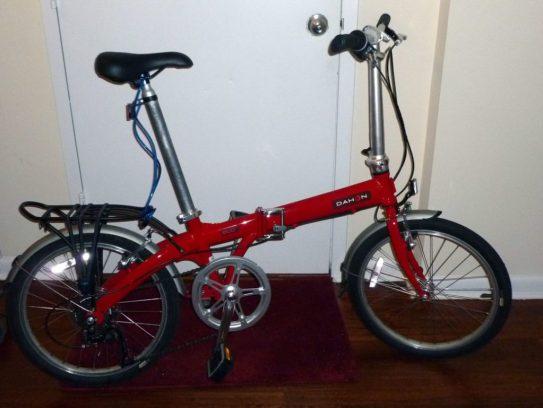 dahon eco 6 bike