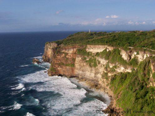 An inspiring view at Uluwatu, Bali