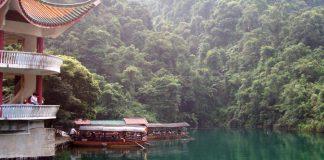 dinghu china
