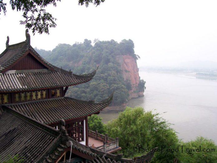 Leshan china