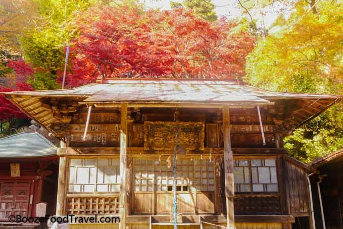 mt oyama shrine
