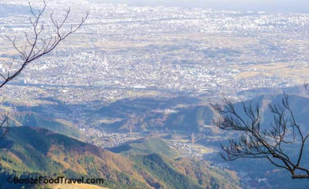 mt oyama view