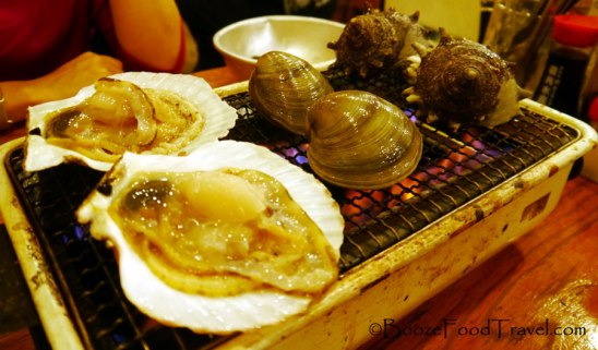 grilled seafood tokyo