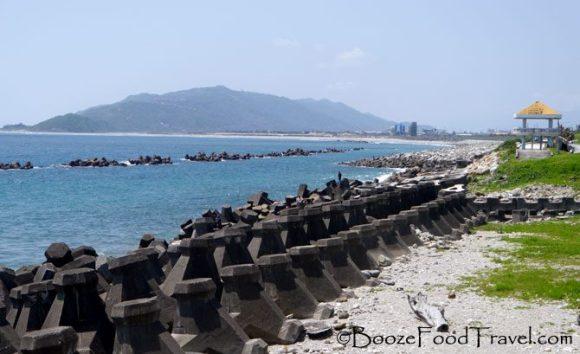 Hualien coast