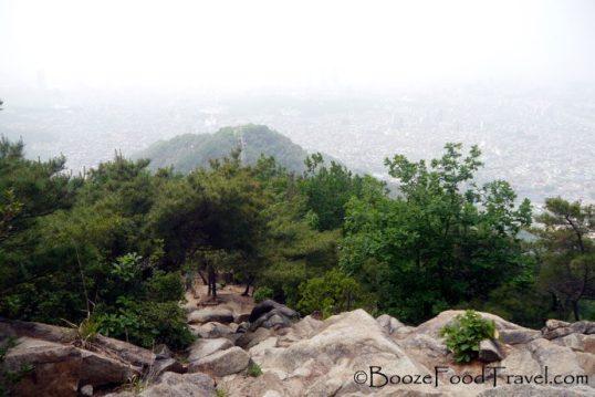 yongmasan summit