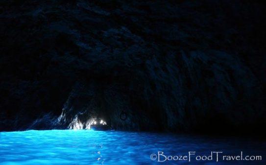 blue grotto capri