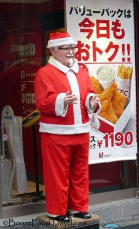 colonel sanders tokyo