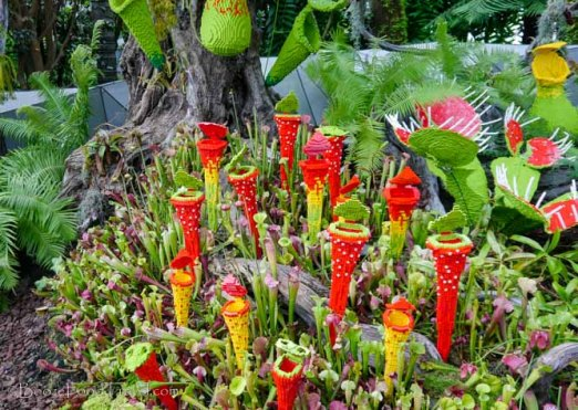 LEGO garden