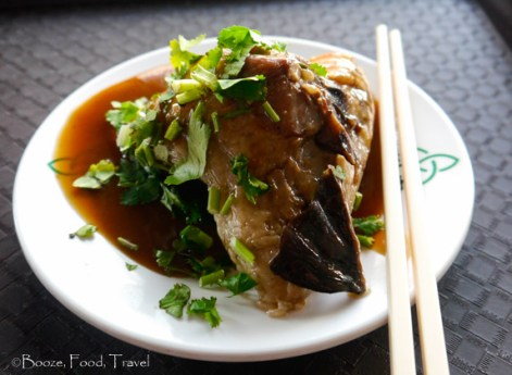 The fabled zongzi