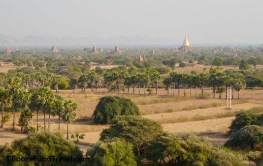 View from Myuk Guni