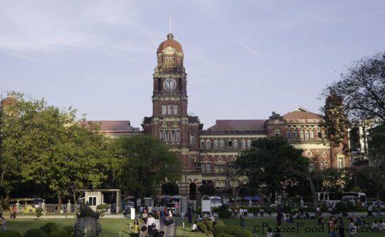 Yangon Region Court