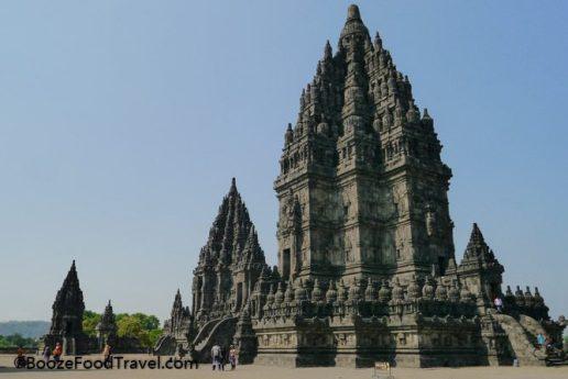 Prambanan Shiva shrine