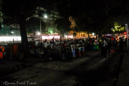 Yangon nightlife