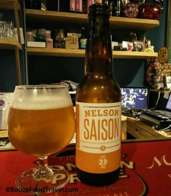 23 Brewing Nelson Saison