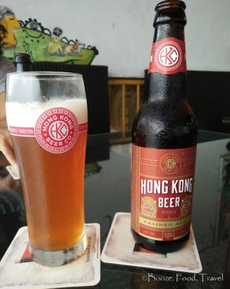 hong kong beer