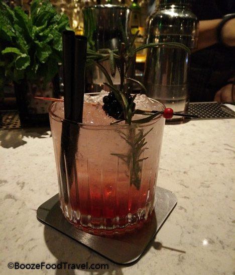 bramble cocktail