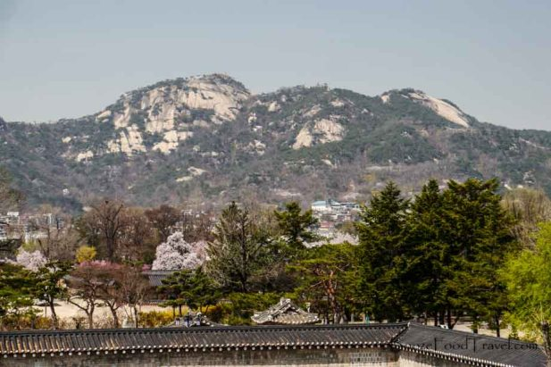 seoul mountains