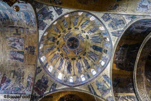 st mark's basilica dome