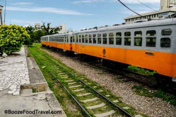 taitung train