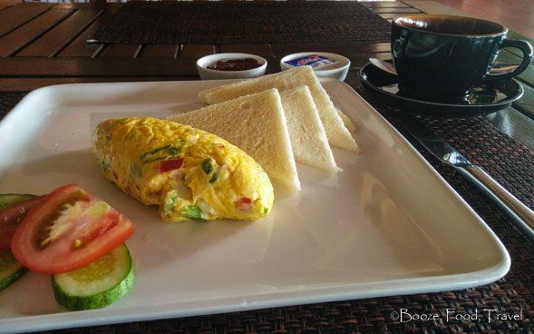 melon resort breakfast
