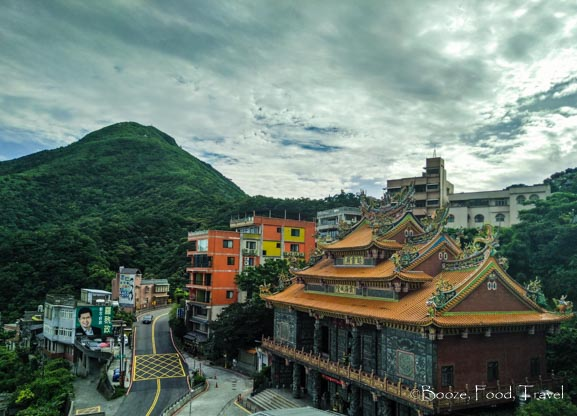 City God Temple Jiufen