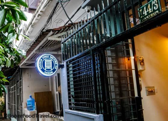 Pasteur Street Brewing