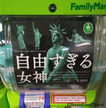 statue of liberty toy