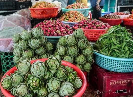 artichoke vietnam