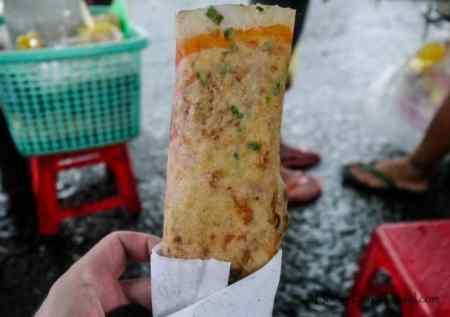 vietnamese pizza