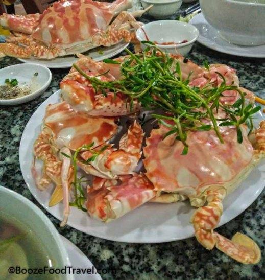 mui ne crab