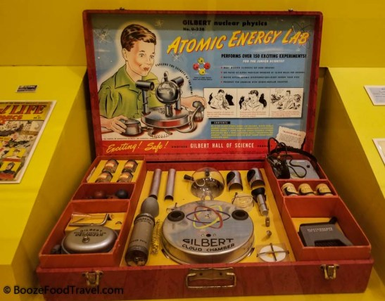 atomic energy toy