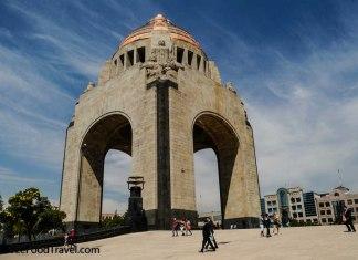 revolution monument mexico