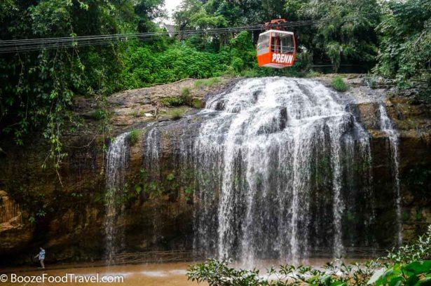 prenn waterfall
