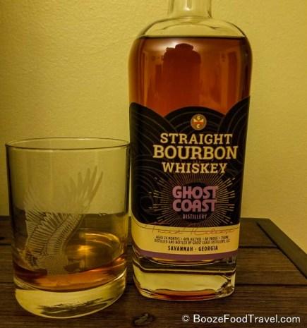 ghost coast bourbon