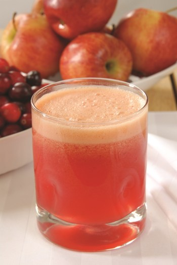 Cranberry apple shrub/Photo: Jennifer Hess