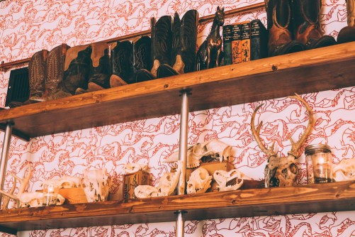 Saddle Up: Grab the Reins at Pilsen's Newest Bar, Tack Room