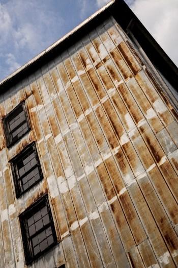 Bourbon rickhouse/ Photo: Monica Kass Rogers