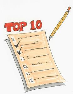 Top-10-Liste