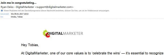 Cliffhanger E-Mail Betreffzeilen
