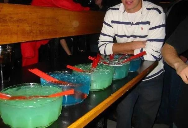 Ricks Ann Arbor Shark Bowl  Boozist
