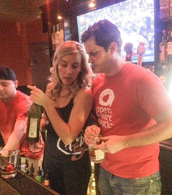 Colin Joliat bartender chicago