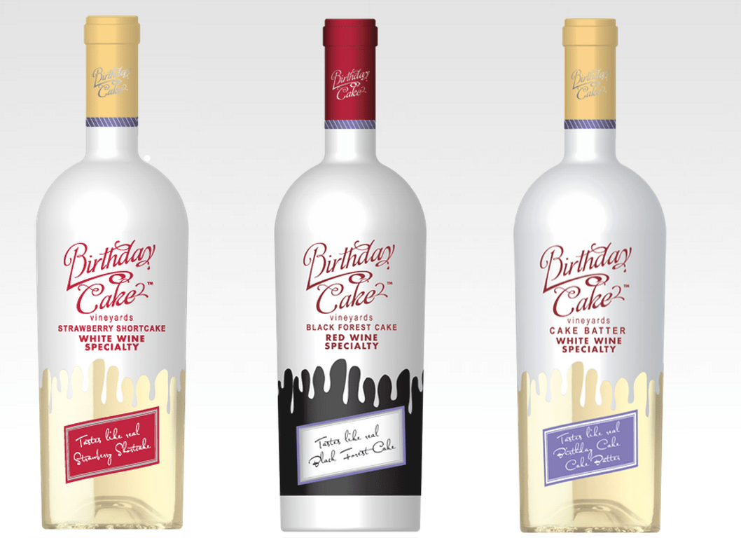 Birthday Cake Wine Is A Real Thing That Exists On Earth