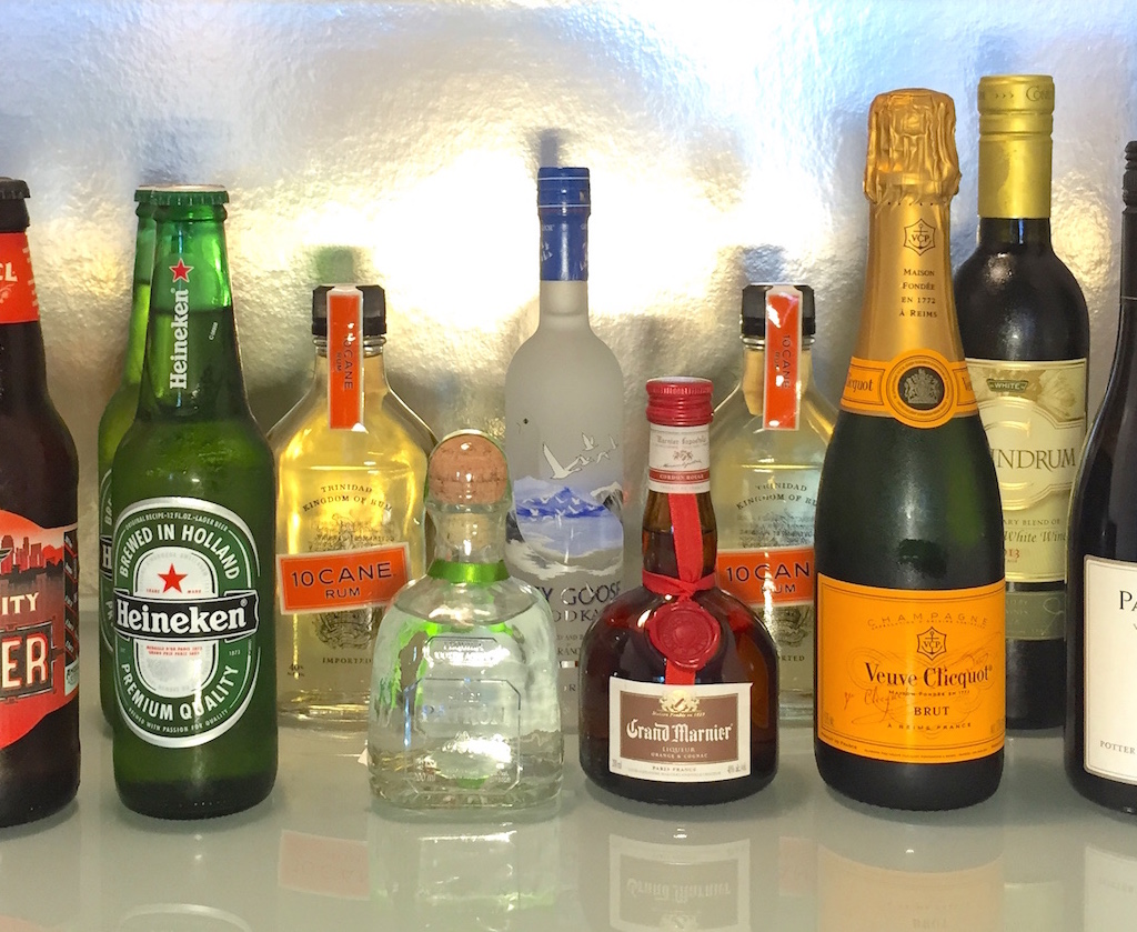 How Much Does It Cost To Drink The Entire Mini Bar?