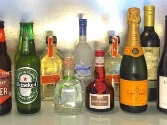 Mini Bar Booze
