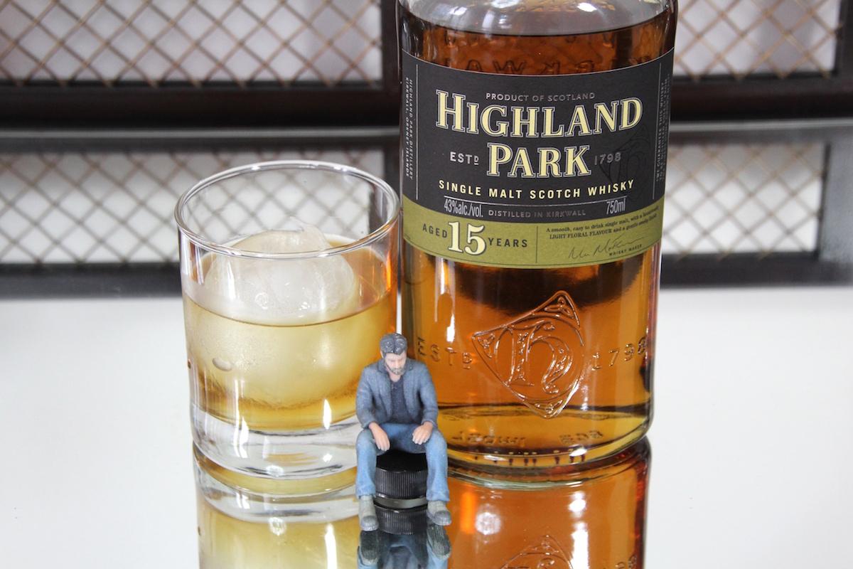 Highland Park 15 Boozist