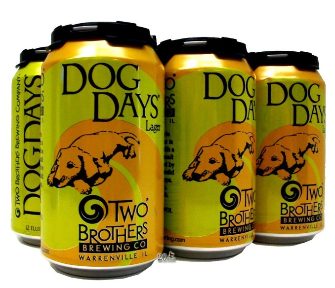 two brothers dog days