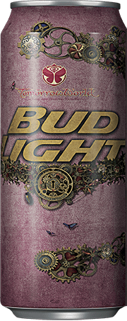Bud Light TomorrowWorld Festival Can - Purple_can