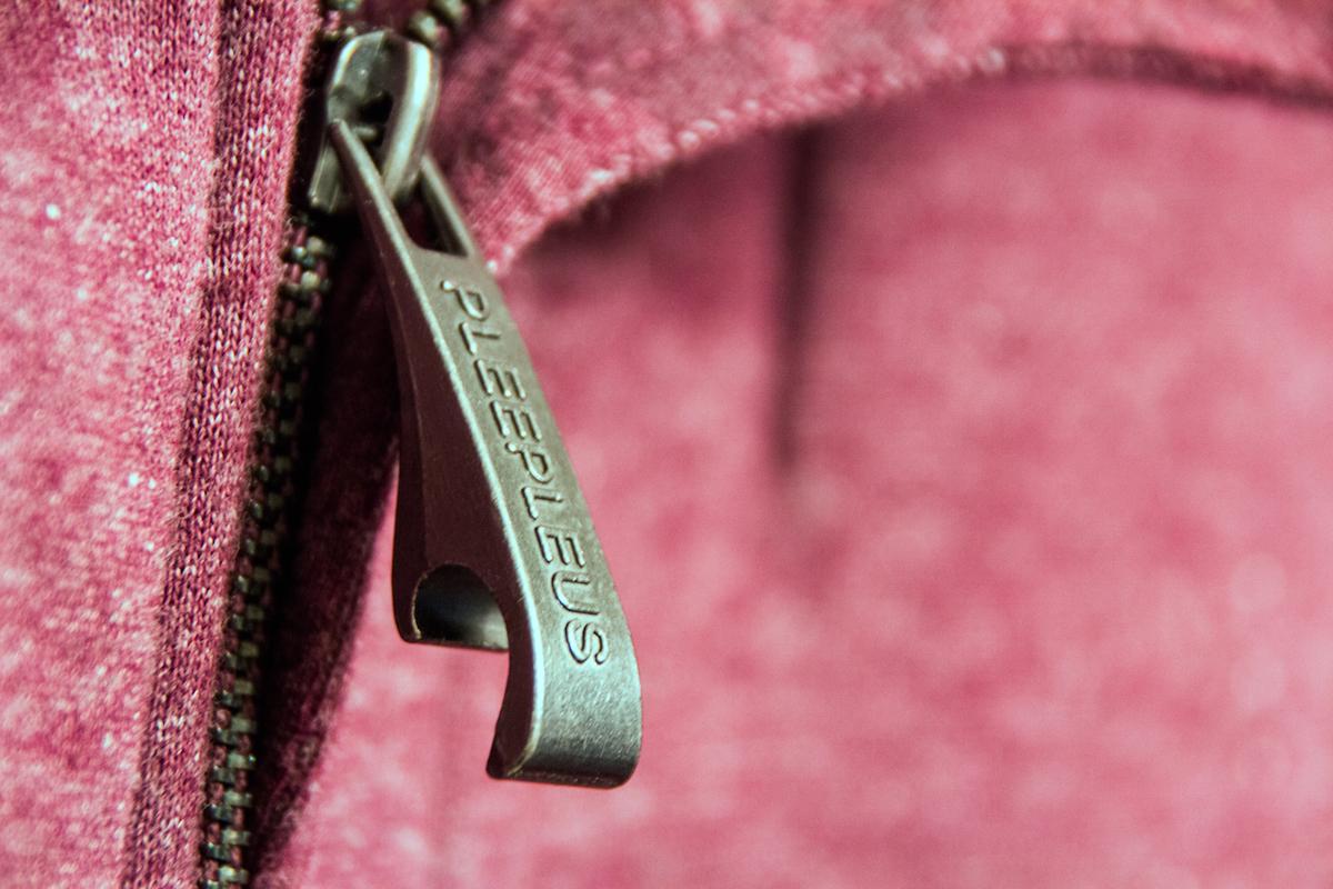 Drinking Jacket Zipper